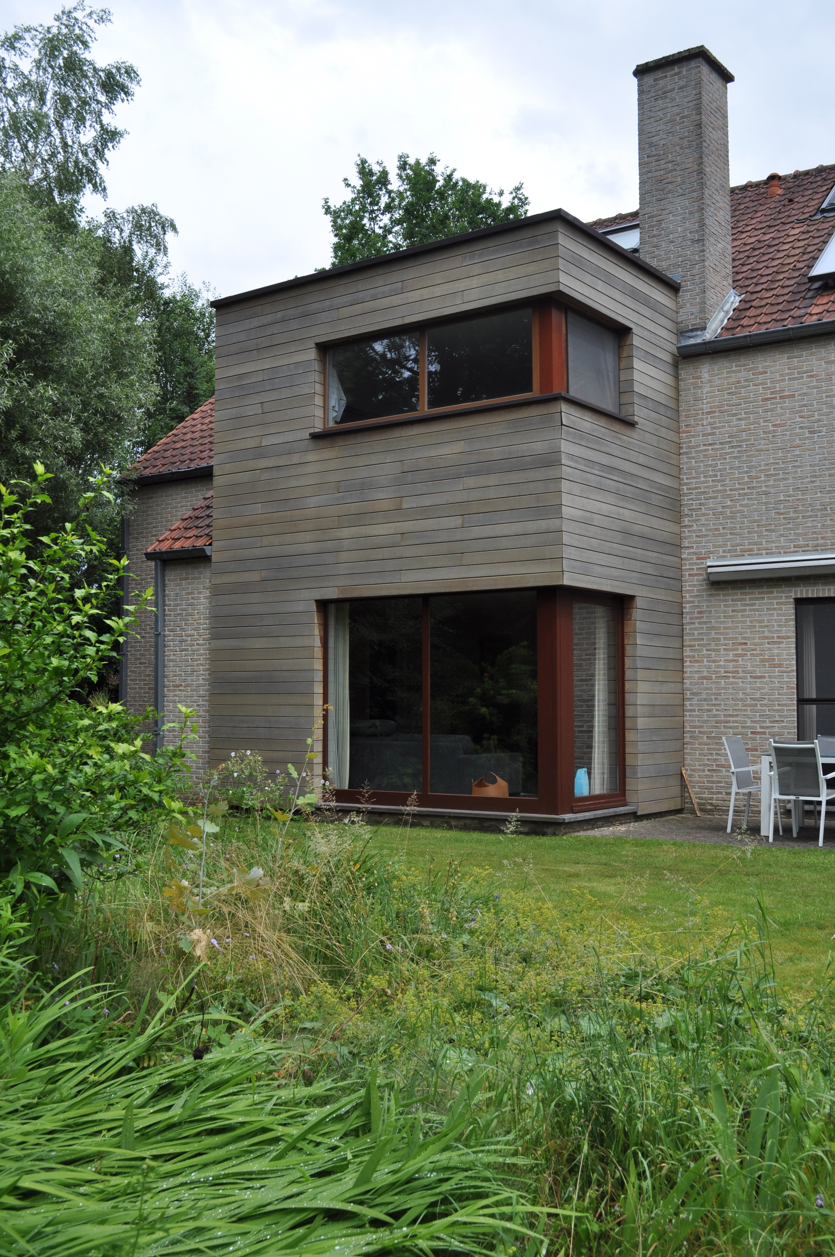 verbouwing woning tremelo
